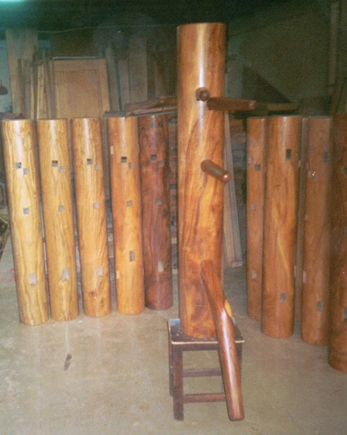 Buick Yip Wing Chun Wooden Dummy Gallery